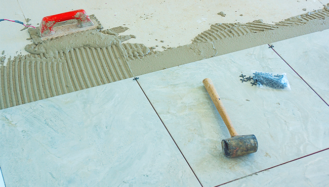 All About Tile Flooring